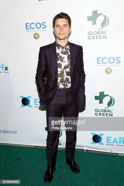 Ronen Rubinstein attends the 15th Annual Global Green PreOscar Gala on February 28 2018 in Los Angeles California