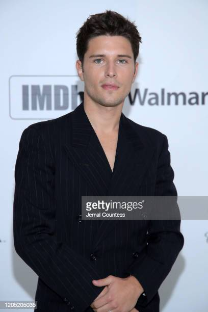 Ronen Rubinstein attends the 28th Annual Elton John AIDS Foundation Academy Awards Viewing Party sponsored by IMDb Neuro Drinks and Walmart on...