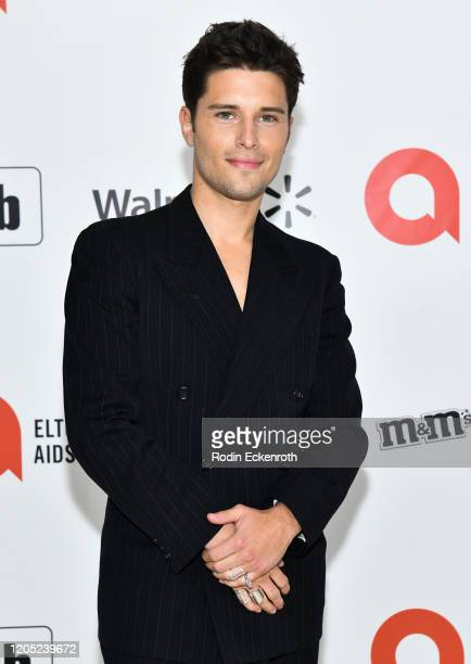 Ronen Rubinstein attends the 28th Annual Elton John AIDS Foundation Academy Awards Viewing Party Sponsored By IMDb And Neuro Drinks on February 09,...