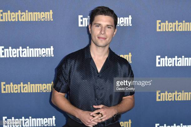 Ronen Rubinstein attends the Entertainment Weekly Honors Screen Actors Guild Awards Nominees Presented In Partnership With SAG Awards at Chateau...