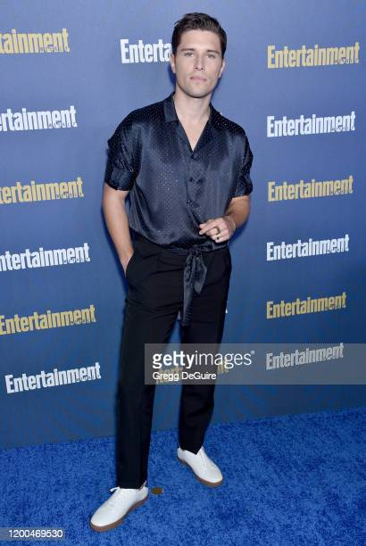 Ronen Rubinstein attends the Entertainment Weekly PreSAG Celebration at Chateau Marmont on January 18 2020 in Los Angeles California