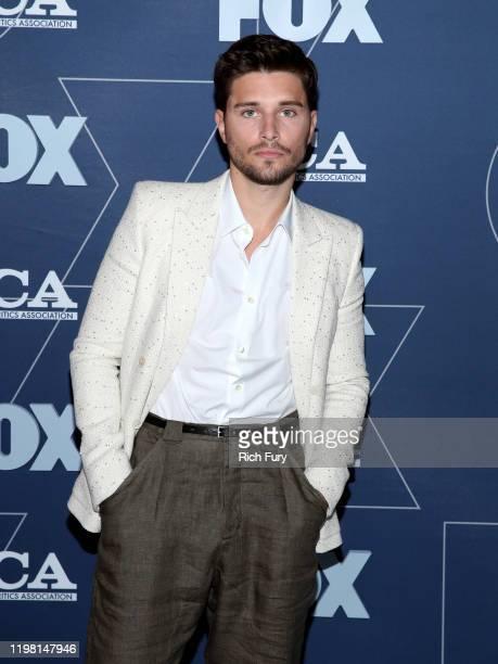 Ronen Rubinstein attends the FOX Winter TCA All Star Party at The Langham Huntington Pasadena on January 07 2020 in Pasadena California