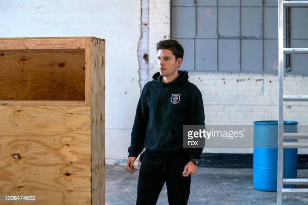 Ronen Rubinstein in the Bum Steer episode of 911 LONE STAR airing Monday Feb 24 on FOX