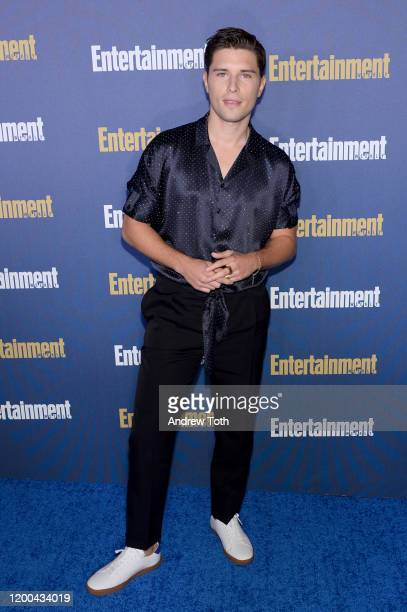 Ronen Rubinstein is seen as Entertainment Weekly Celebrates Screen Actors Guild Award Nominees at Chateau Marmont on January 18 2020 in Los Angeles...