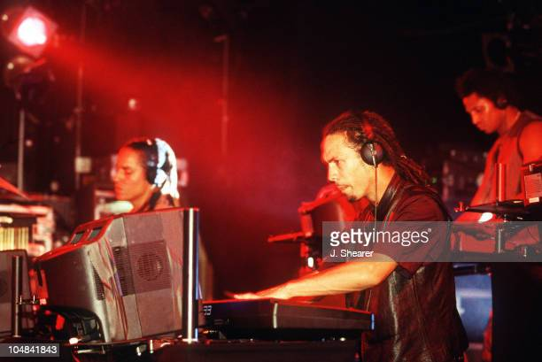 Roni Size and Reprazent during Roni Size and Reprazent in Concert at Maritime Hall in San Francisco California United States