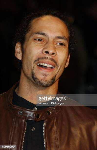 DJ Roni Size arrives for the UK Music Hall Of Fame live final at the Hackney Empire in east London The Channel 4 series looking at popular music from...