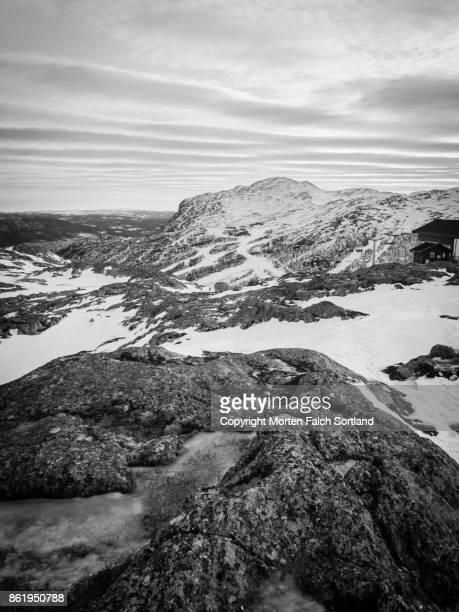 Roniheisens Topp, Hemsedal, Norway