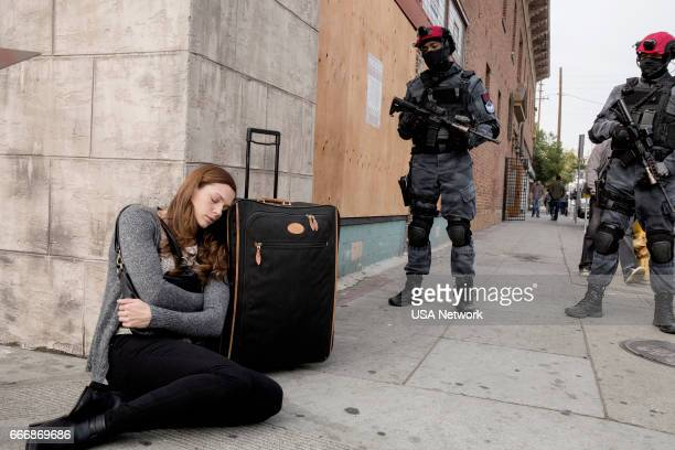 COLONY 'Ronin' Episode 213 Pictured Amanda Righetti as Maddie