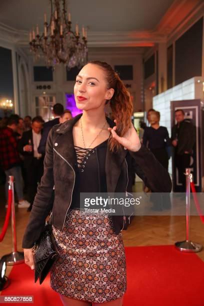 Ronja Hilbig attends the Movie Meets Media event 2017 at Hotel Atlantic Kempinski on November 27 2017 in Hamburg Germany