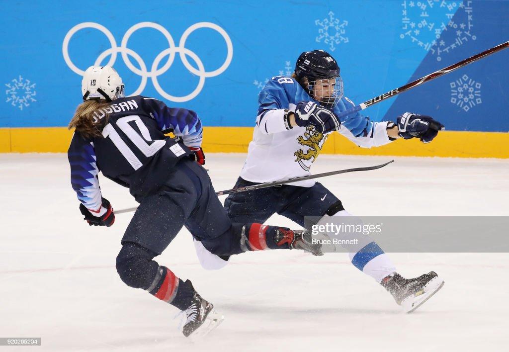 Ice Hockey - Winter Olympics Day 10