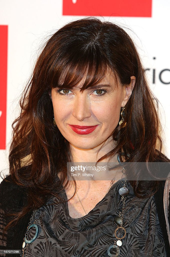 Ronni Ancona attends Red's Hot Women Awards, in association with euphoria Calvin Klein on November 28, 2012 in London, United Kingdom.