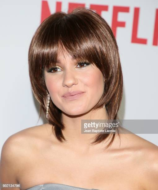 Ronni Hawk attends the premiere of Netflix's 'On My Block' on March 14 2018 in Los Angeles California