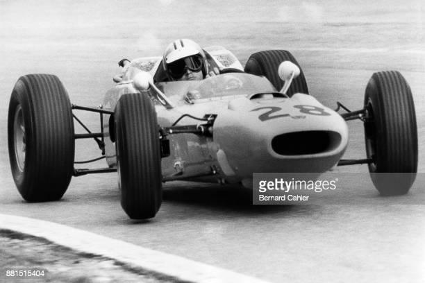 Ronnie Bucknum, Honda RA271, Grand Prix of Italy, Autodromo Nazionale Monza, 06 September 1964.