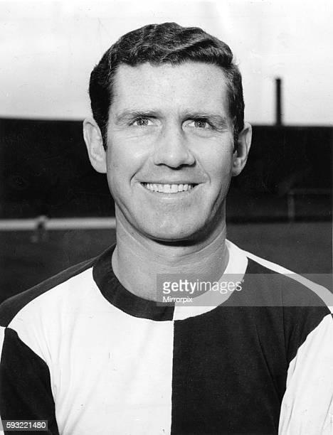 Ronnie Clayton Blackburn Rovers football player 1951-1969. 581 Appearances Circa 1960