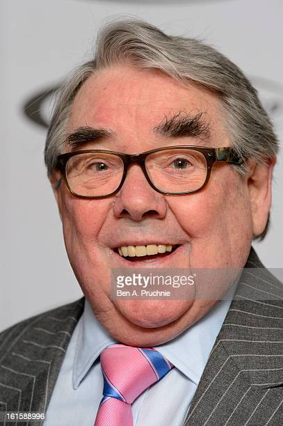 Ronnie Corbett attends the Oldie of the Year Awards at Simpsons in the Strand on February 12, 2013 in London, England.