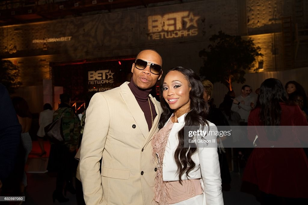 BET's 'The New Edition Story' Premiere Screening - After Party : News Photo