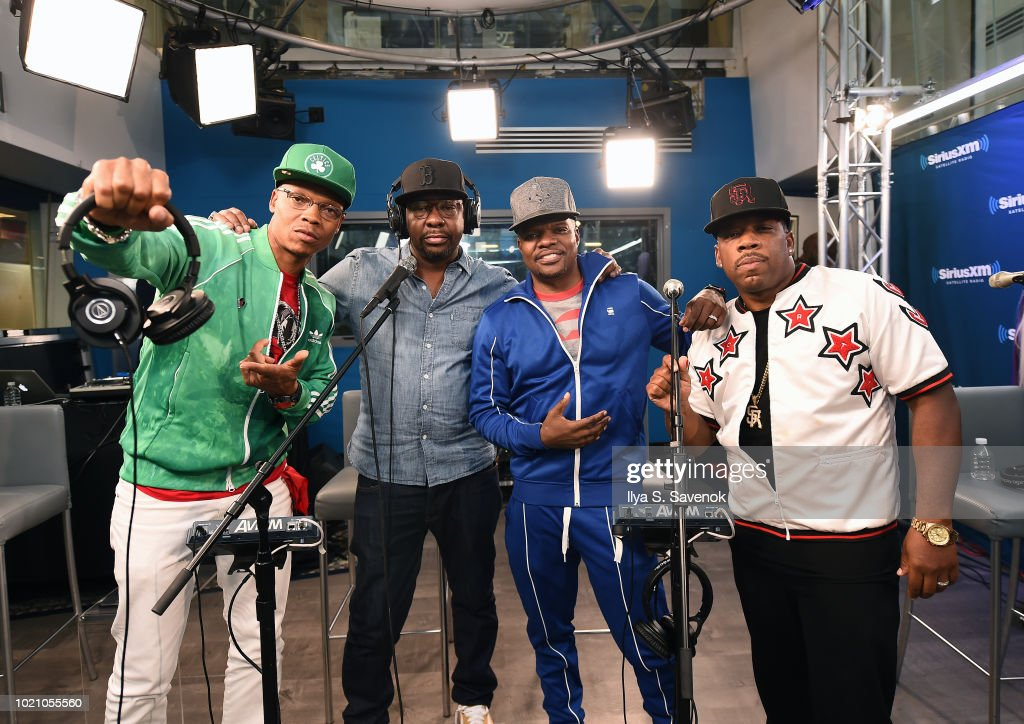 RBRM Perform on SiriusXM's Heart & Soul Channel At The SiriusXM Studios in New York City