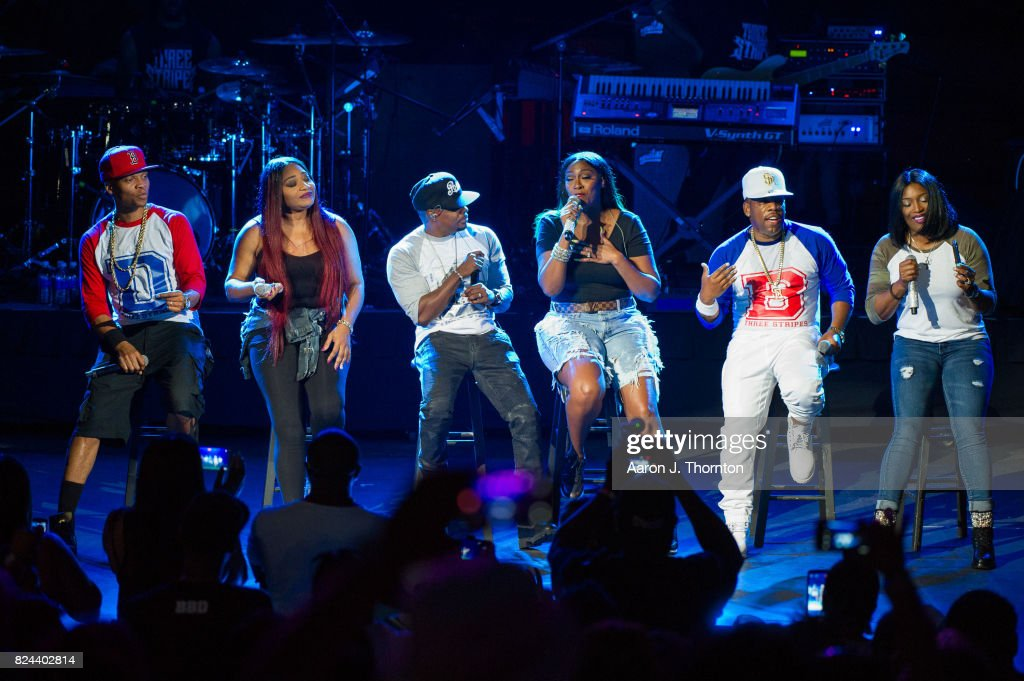 Bell Biv Devoe, SWV, And En Vogue In Concert - Detroit, Michigan