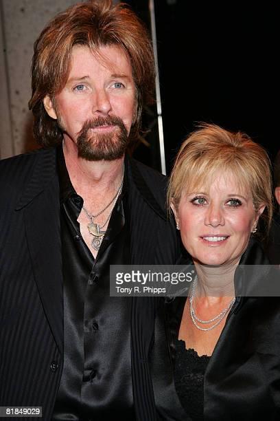 Ronnie Dunn and Janine Dunn
