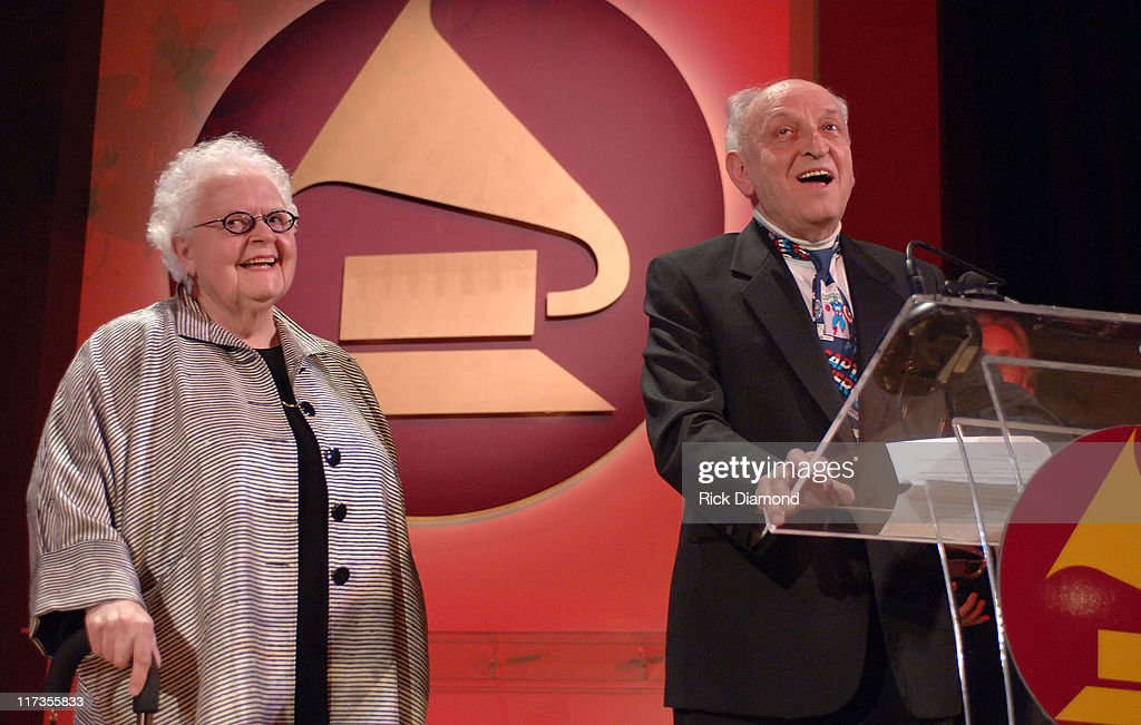 The 48th Annual GRAMMY Awards - Special Merit Awards Ceremony : News Photo
