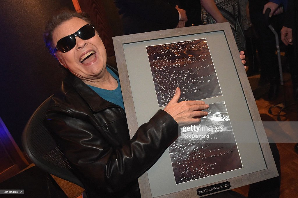 Ronnie Milsap's Birthday Celebration At Ronnie's Place Studio, Black River Entertainment