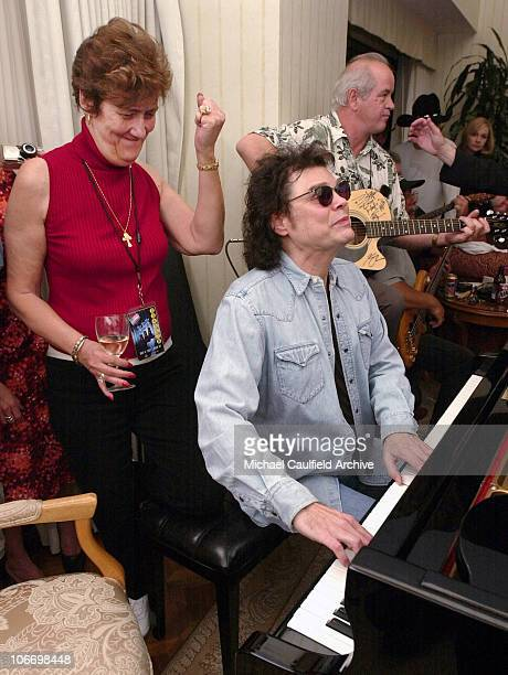 Ronnie Milsap during The 36th Annual Academy of Country Music Awards PreParty at Universal City Hilton in Universal City California United States