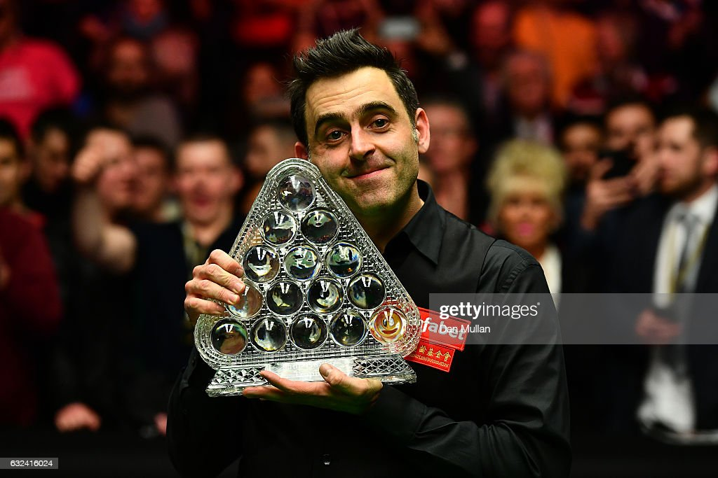 The Dafabet Masters - Day Eight : News Photo