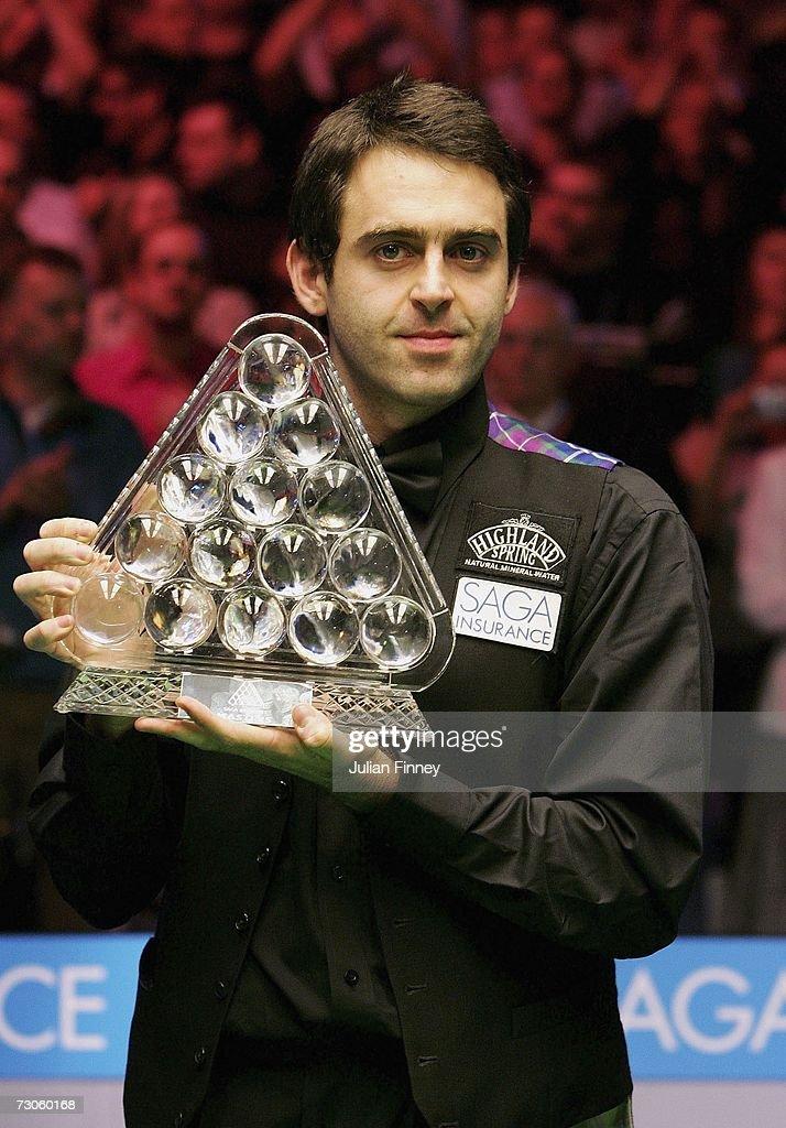 2007 Saga Insurance Masters - Final