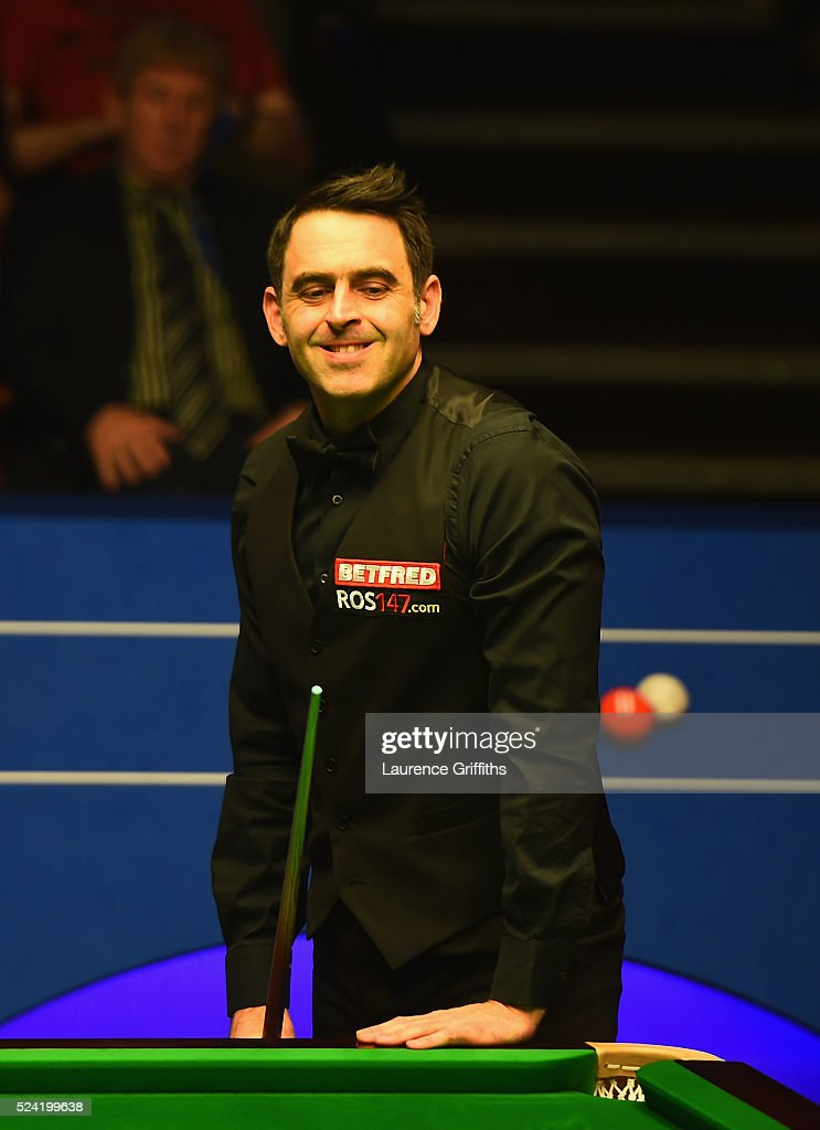 World Snooker Championship - Day 10