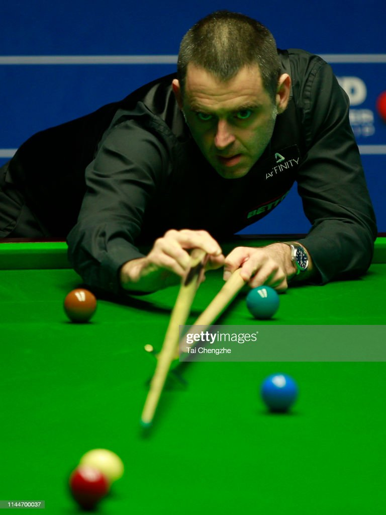 GBR: 2019 Betfred World Snooker Championship - Day 4