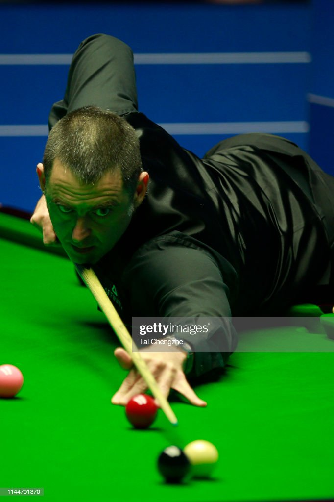 2019 Betfred World Snooker Championship - Day 4 : News Photo