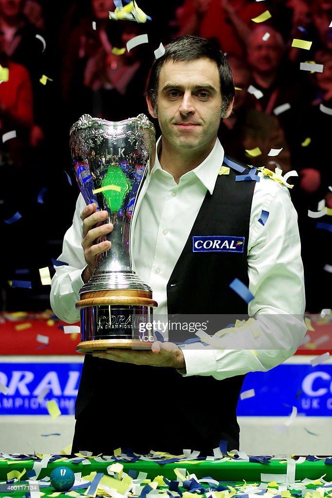 2014 Coral UK Championship - Day 13