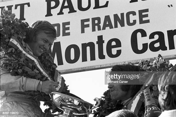 Ronnie Peterson François Cevert Grand Prix of France Paul Ricard 01 July 1973 The 1973 French Grand Prix saw Ronnie Peterson score his first Grand...