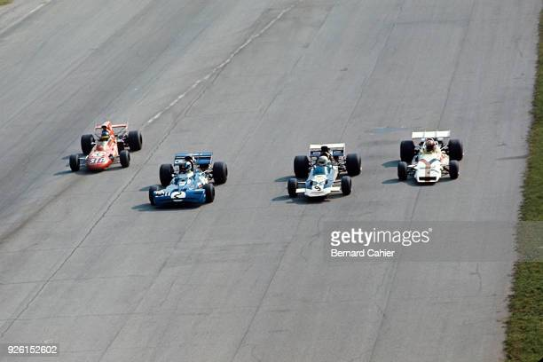 Ronnie Peterson, François Cevert, Mike Hailwood, Jo Siffert, March-Ford 711, Tyrrell-Ford 002, Surtees-Ford TS9, BRM P160, Grand Prix of Italy,...