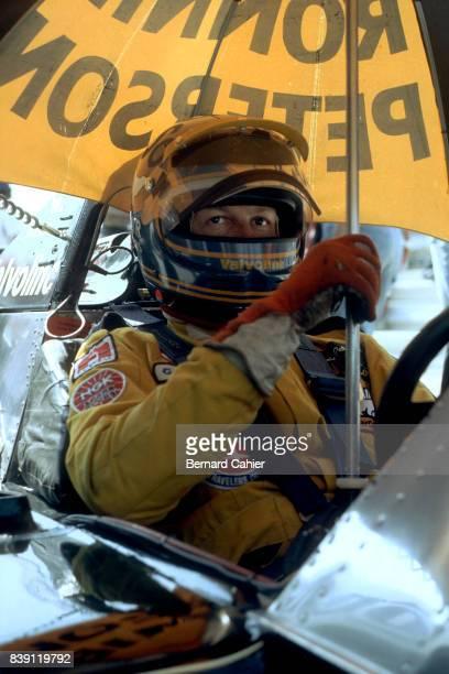Ronnie Peterson Grand Prix of Austria Zeltweg 13 August 1978