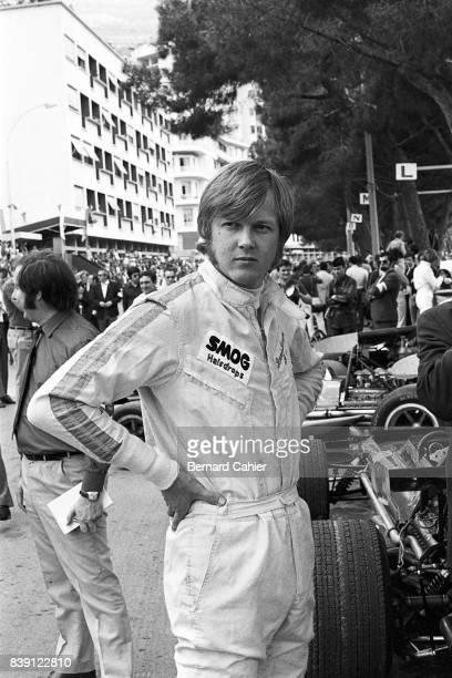 Ronnie Peterson Grand Prix of Monaco Monaco 10 May 1970 Monaco Grand Prix 1970 was Ronnie Peterson's debut in Formula One He finished 7th driving a...