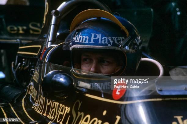 Ronnie Peterson Grand Prix of Monaco Monaco 26 May 1974