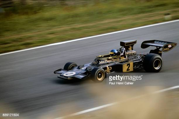 Ronnie Peterson LotusFord 72E Grand Prix of Austria Zeltweg 19 August 1973