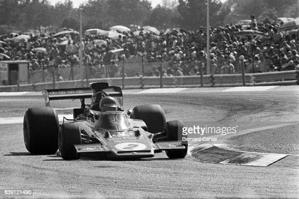 Ronnie Peterson LotusFord 72E Grand Prix of France Paul Ricard 01 July 1973