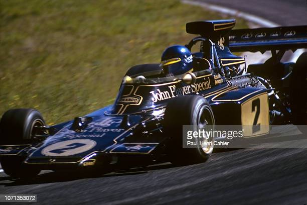 Ronnie Peterson LotusFord 72E Grand Prix of Germany Nurburgring 05 August 1973