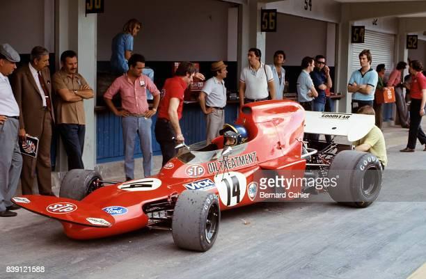 Ronnie Peterson MarchFord 721 Grand Prix of Argentina Autodromo Juan y Oscar Galvez Buenos Aires 23 January 1972