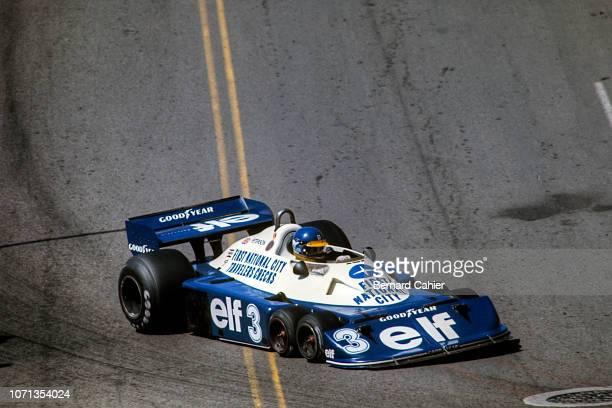 Ronnie Peterson TyrrellFord P34 Grand Prix of the United States Watkins Glen International 02 October 1977