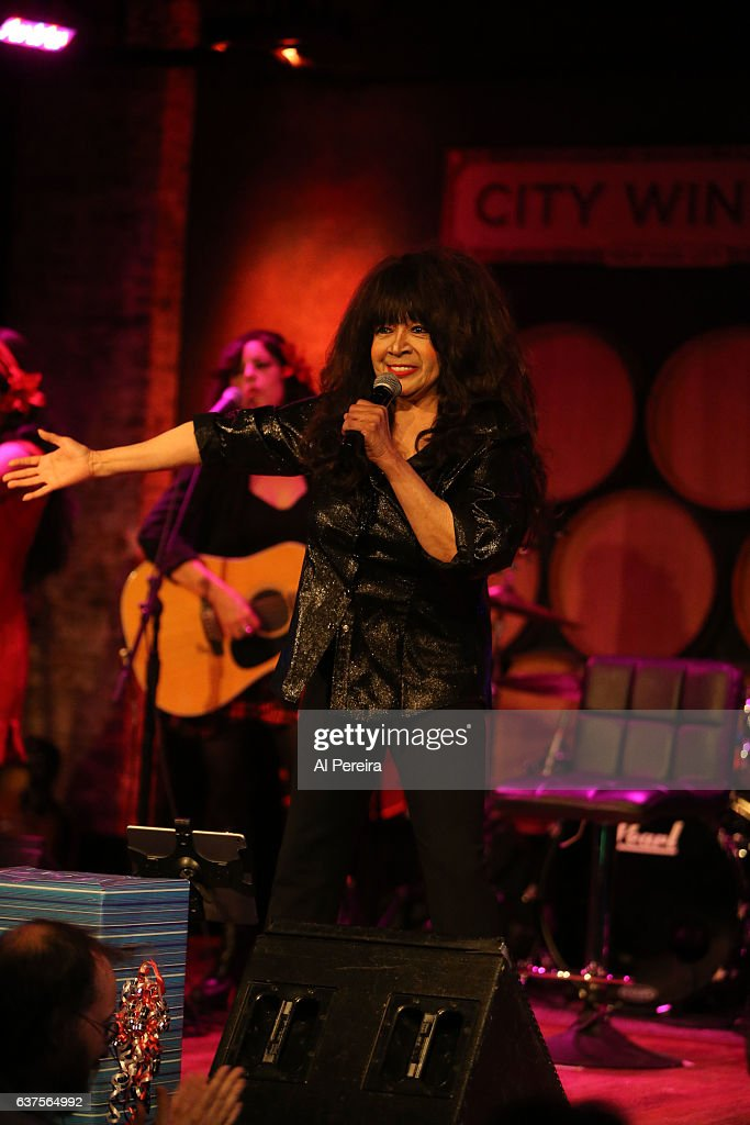 Best Christmas Party Ever.Ronnie Spector Performs Her Best Christmas Party Ever