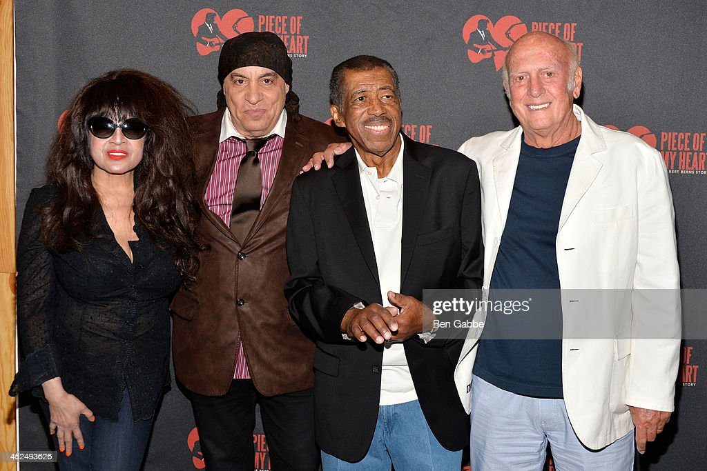 "The Bert Berns Story"" Opening Night - Arrivals & Curtain ..."