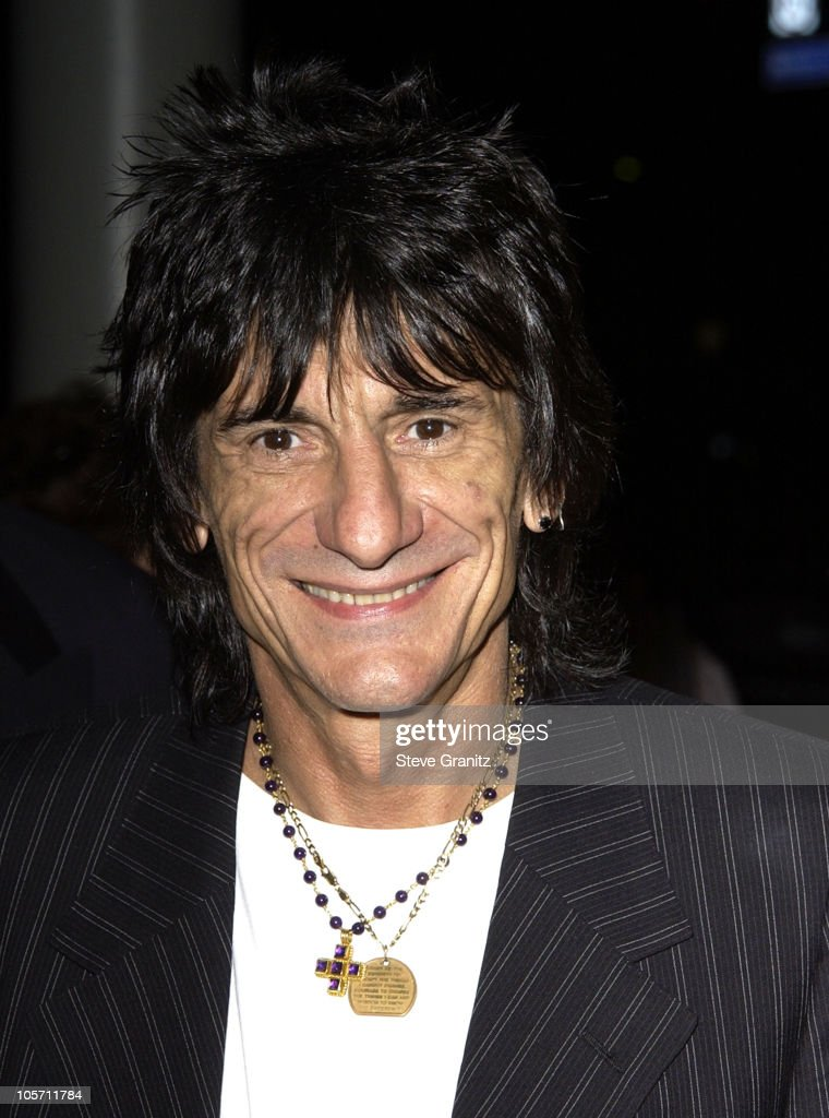 Rolling Stones Ronnie Wood to Display Art Collection