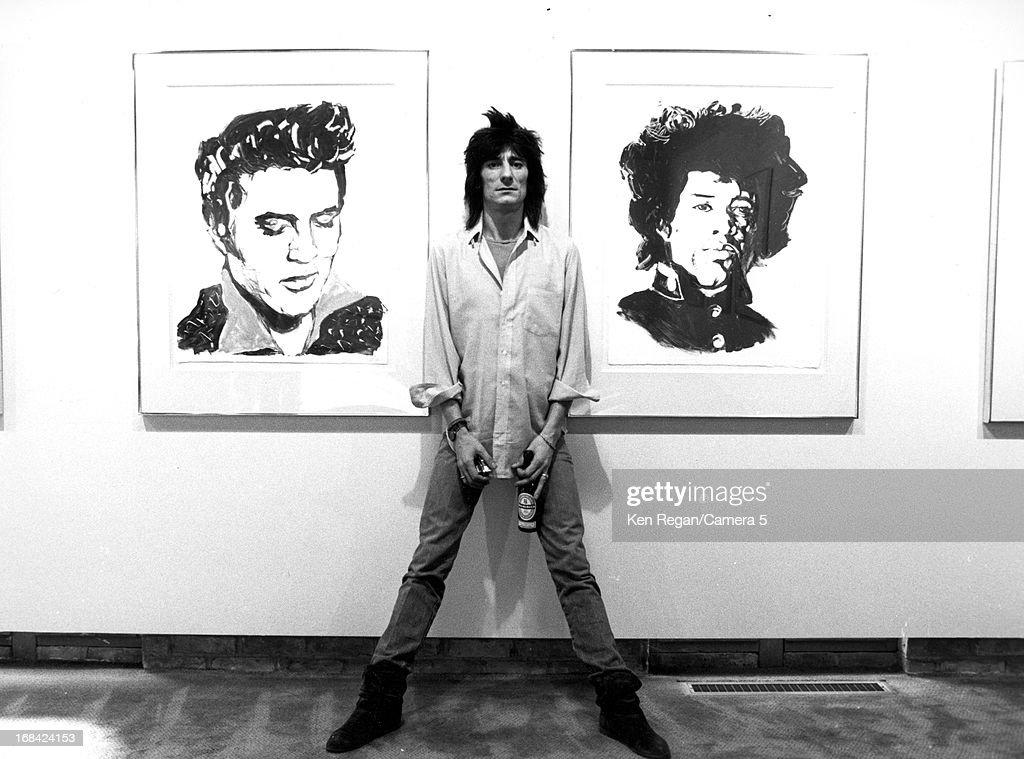 The Rolling Stones, Ken Regan Archive, 1980's
