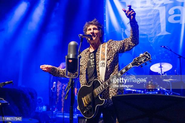 Ronnie Wood performs at O2 Shepherds Bush Empire on November 21 2019 in London England