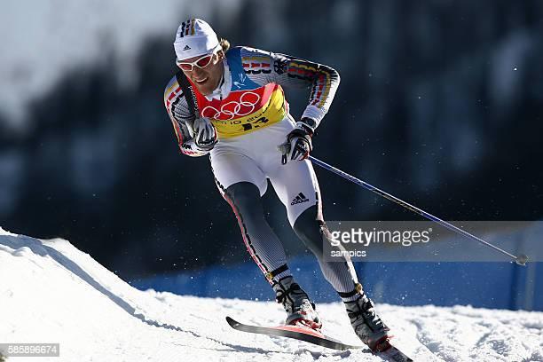 Ronny Ackermann GER Skispringen Nordische Kombination Team Mannschaft olympische Winterspiele in Turin 2006 olympic winter games in torino 2006