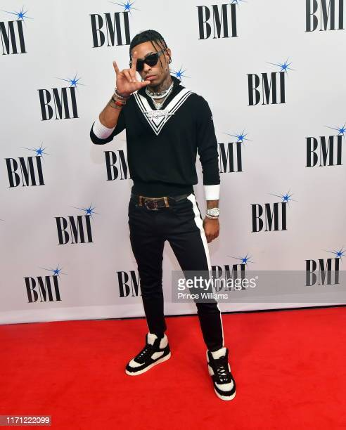 Ronny J attends The 2019 BMI RB/HipHop Awards at Sandy Springs Performing Arts Center on August 29 2019 in Sandy Springs Georgia