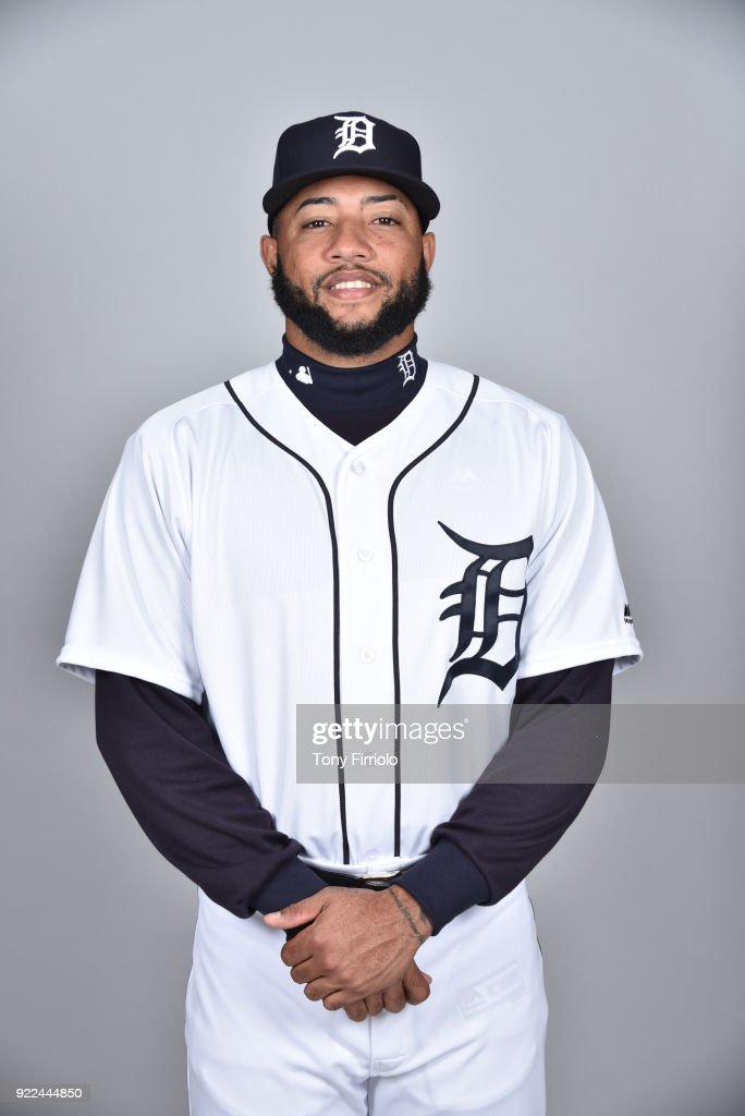 2018 Detroit Tigers Photo Day : Photo d'actualité